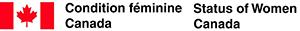 signature de Condition féminine Canada