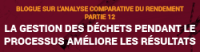 Blogue sur l'analyse comparative du rendement - Partie 12